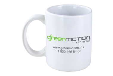 GREEN MOTION tazas